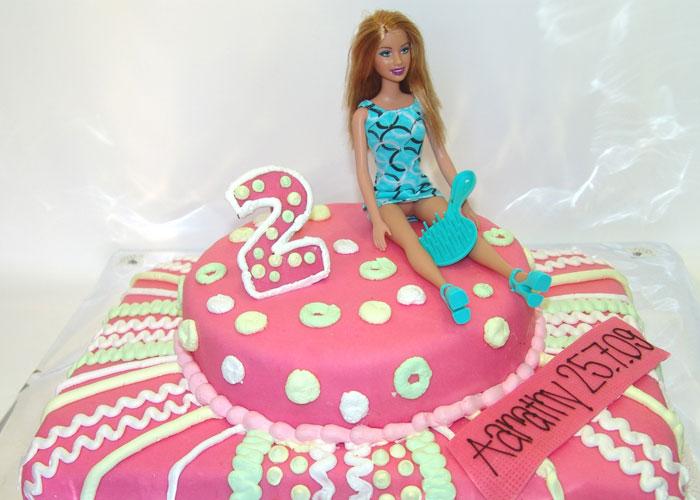 Cafe Conditorei Backerei Spatz Torten Kindertorten Barbie